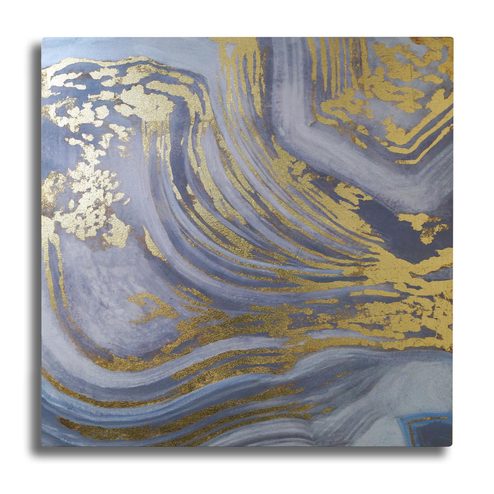Cuadro abstracto al oleo - Le sable
