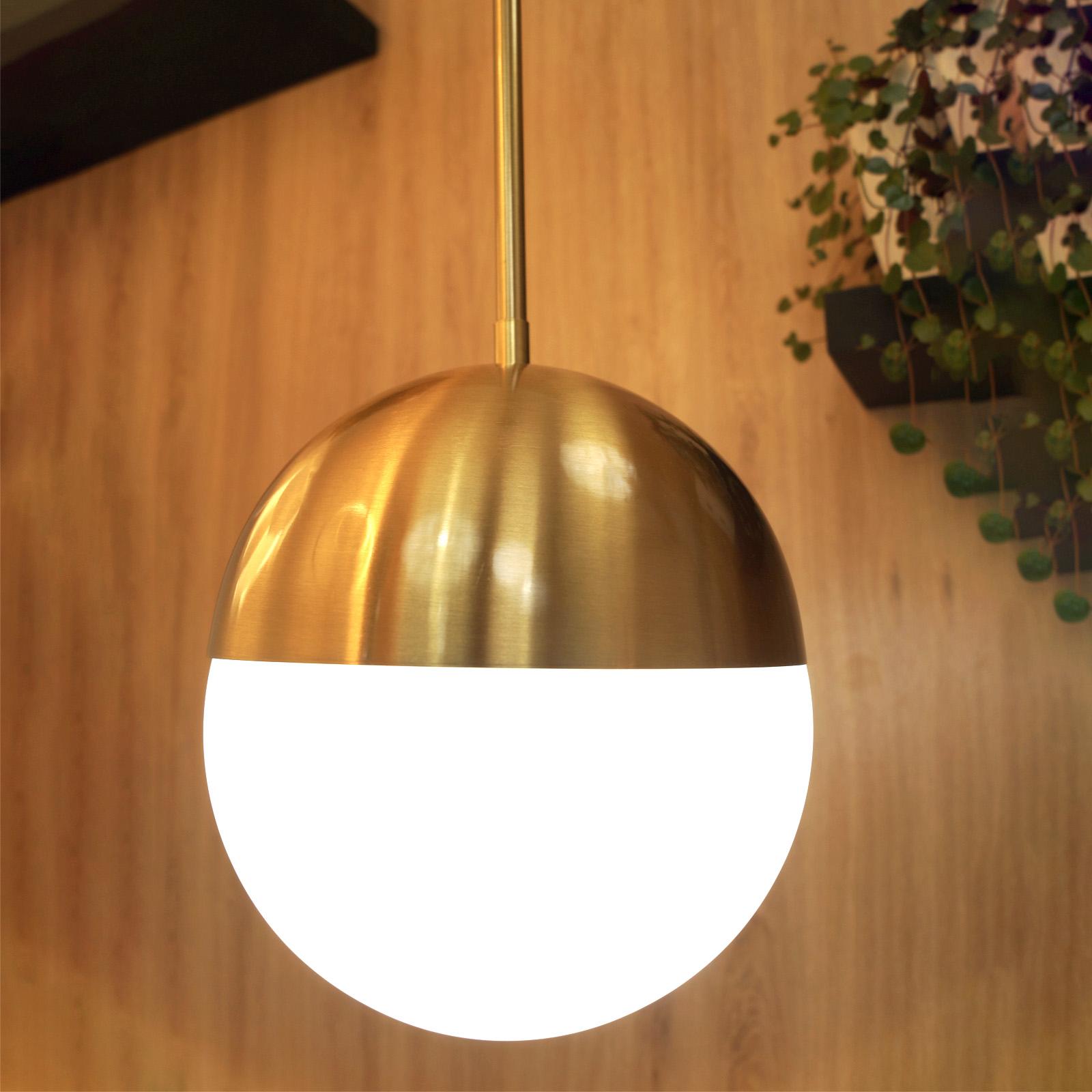 Lámpara Oro sorpresa