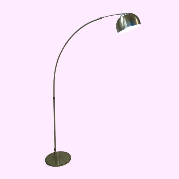 Lámpara de pie - plata