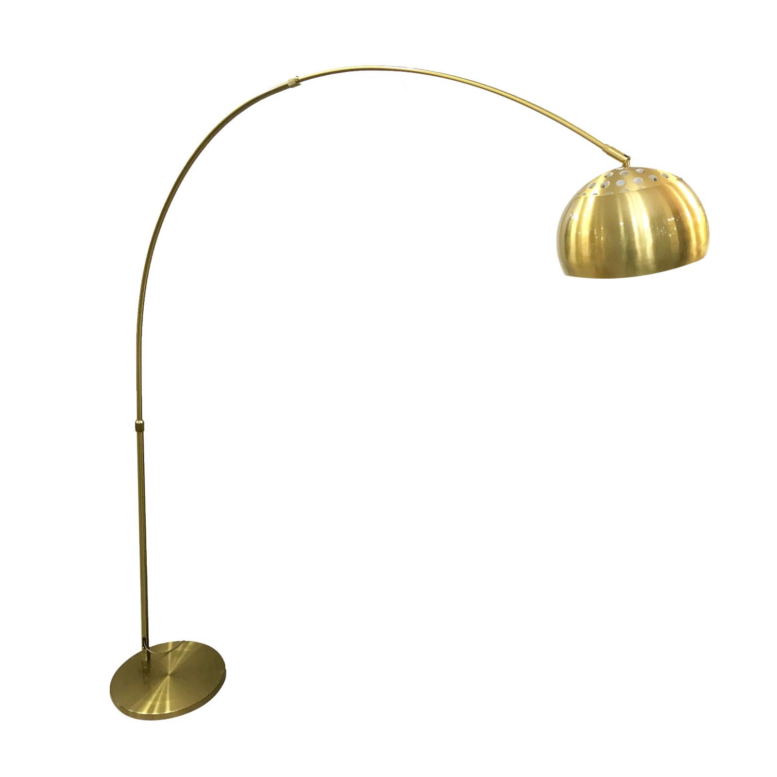Lámpara de pie - oro