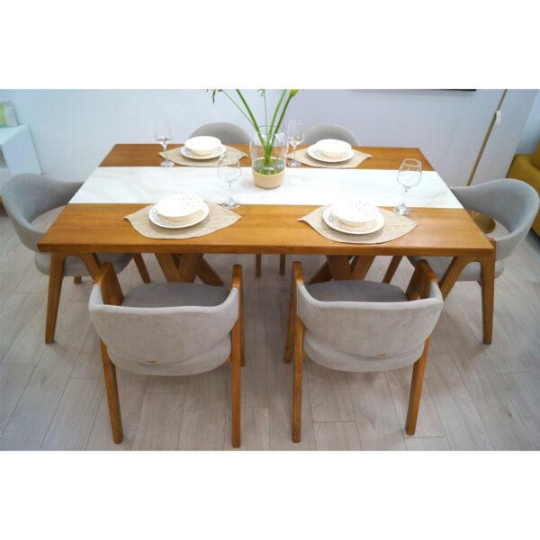 Mesa de diseño - madera zeike